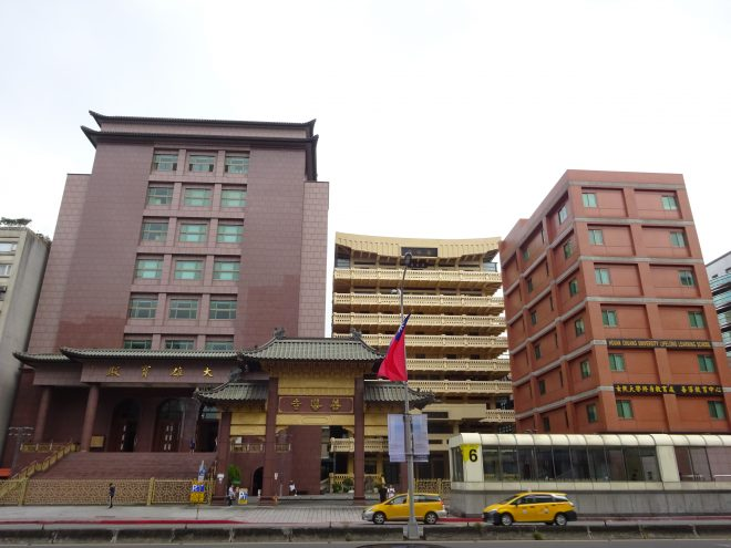 MRT善導寺駅