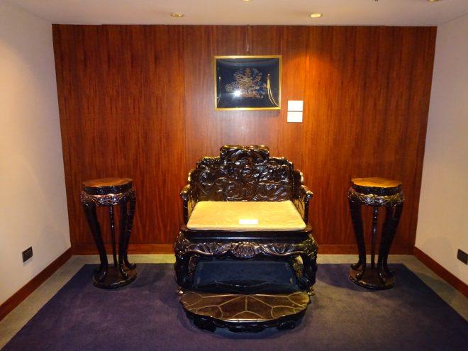 シェラトングランド台北の装飾品