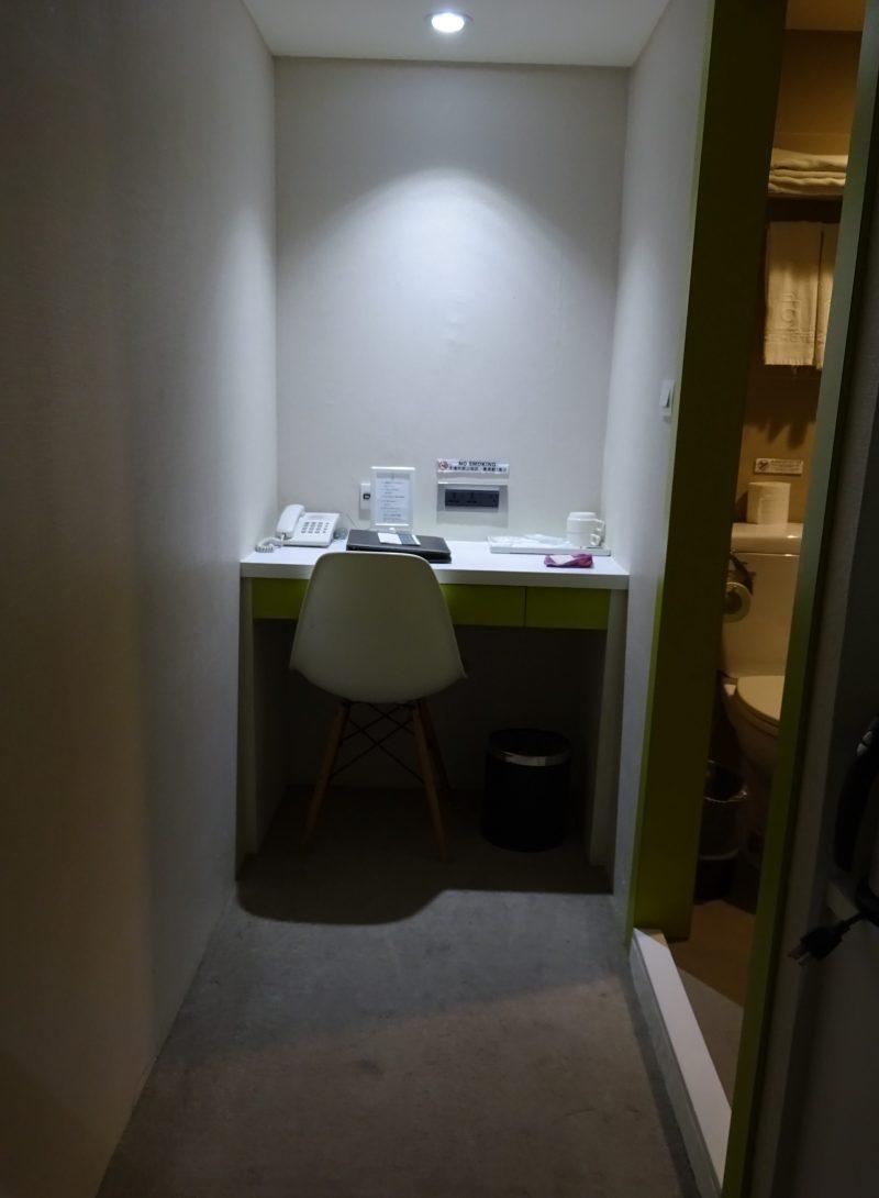 ナインホテル[9INEHOTEL]部屋の中