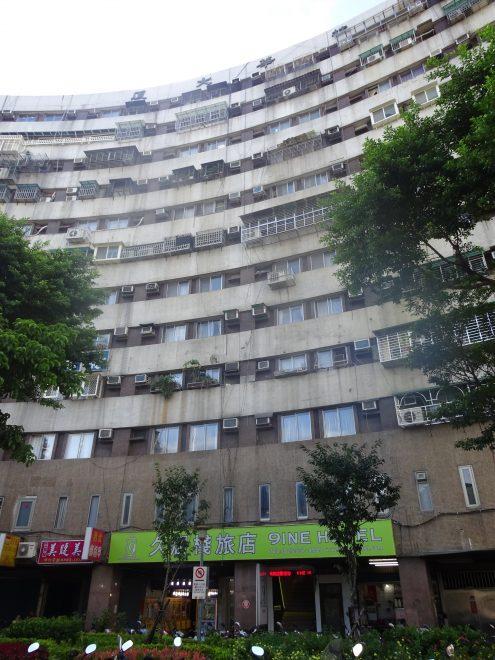 ナインホテル[9INEHOTEL]外観