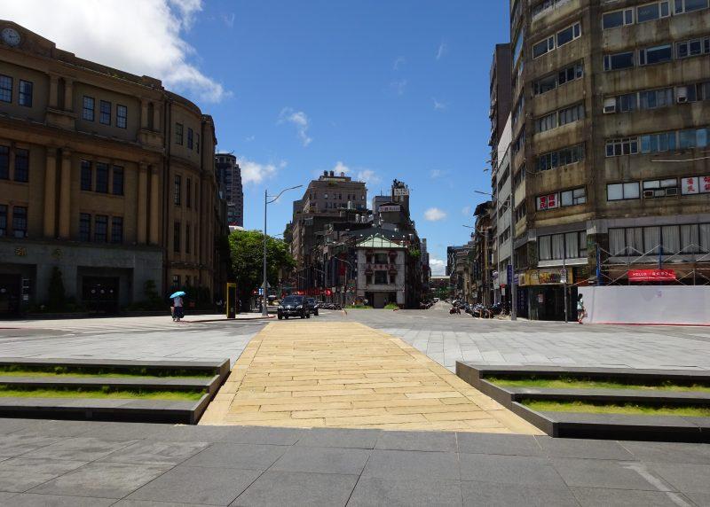 台北北門広場