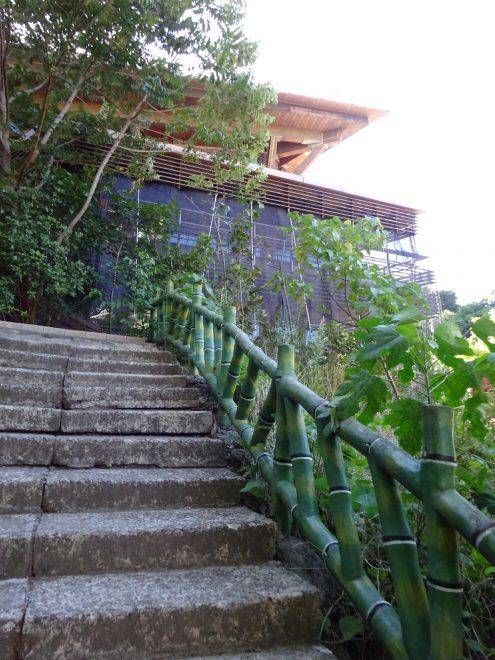 台北市立図書館北投分館の周りの環境