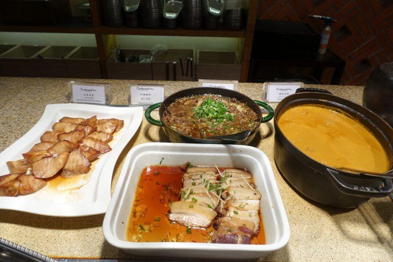 オークラ台北朝食コンチネンタルルーム