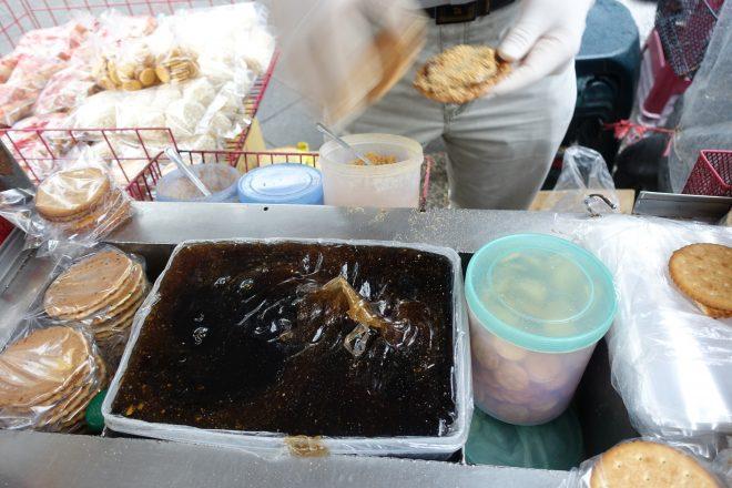 迪化街純正麦芽餅の作り方