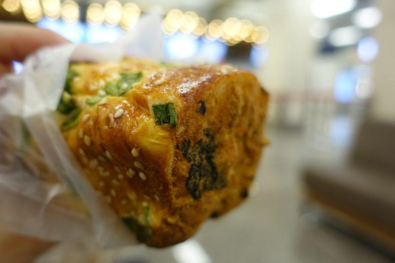 米塔手感烘焙の肉鬆パン