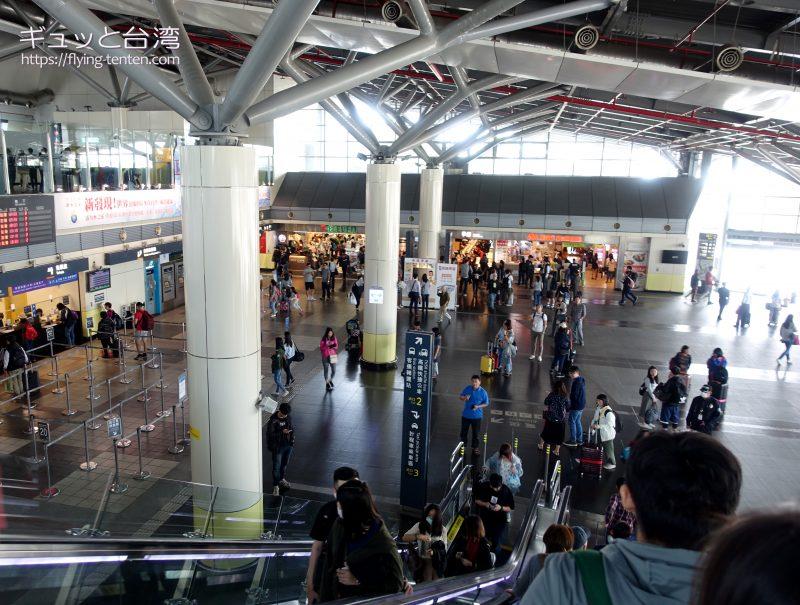 高鉄台南駅