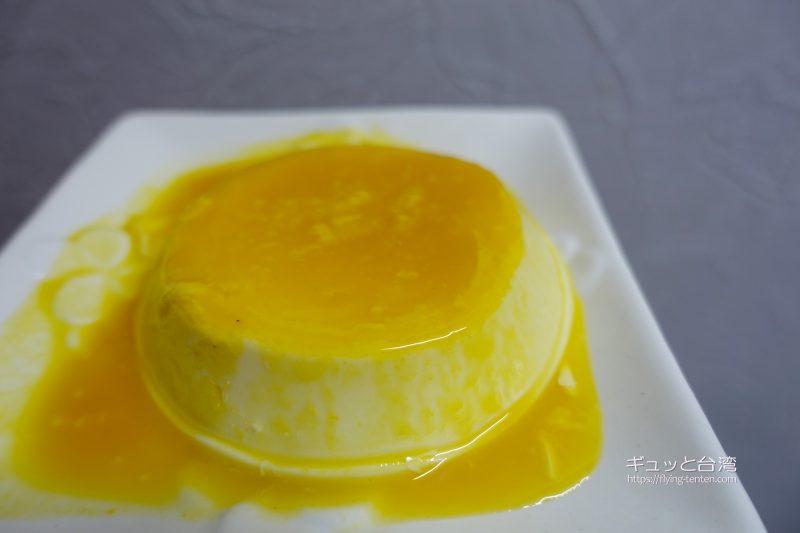 依蕾特Elateの芒果奶酪プリン