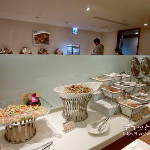 フーワードホテル台南の朝食ブッフェ