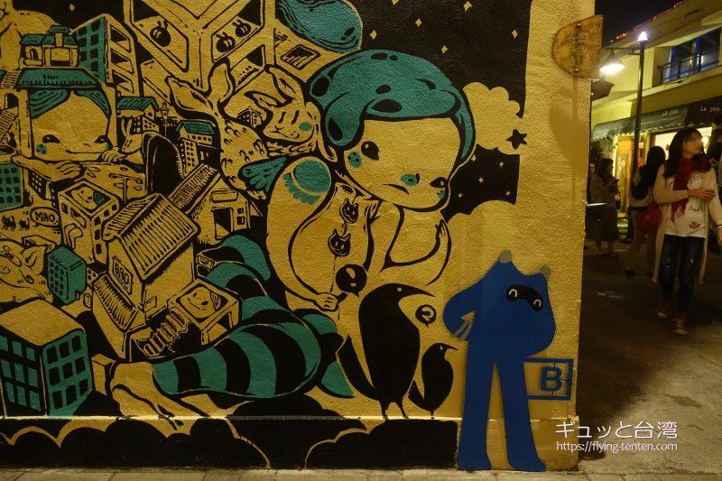 藍晒図文創園区