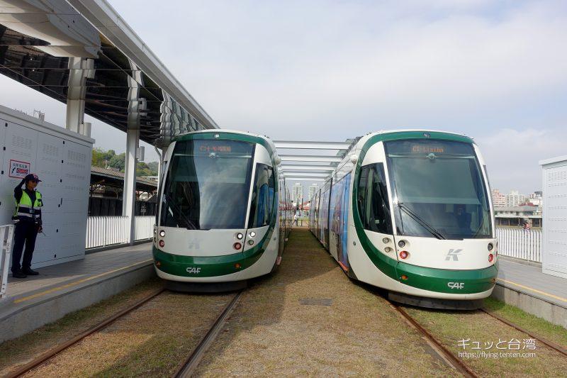 LRT哈瑪星駅