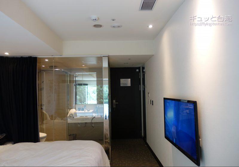 ヴィアホテルロフト雙連館の室内