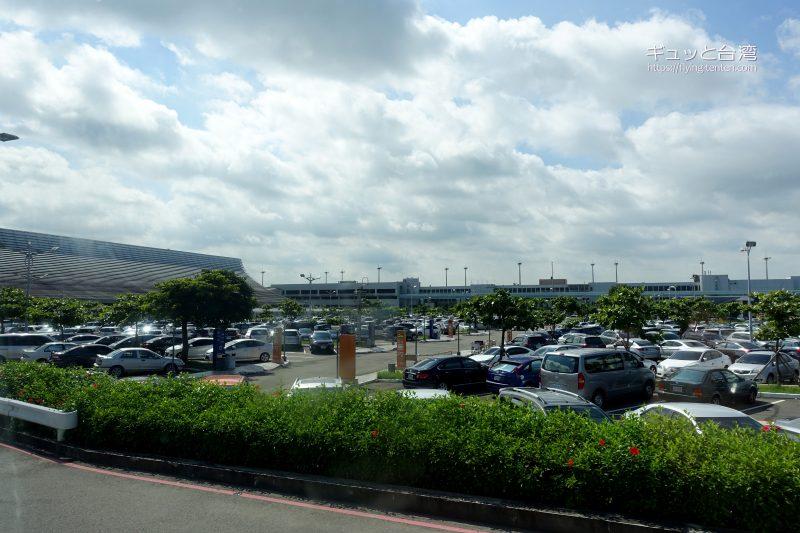 桃園空港周辺