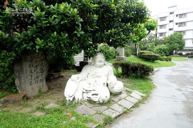 宝覚禅寺の弥勒様