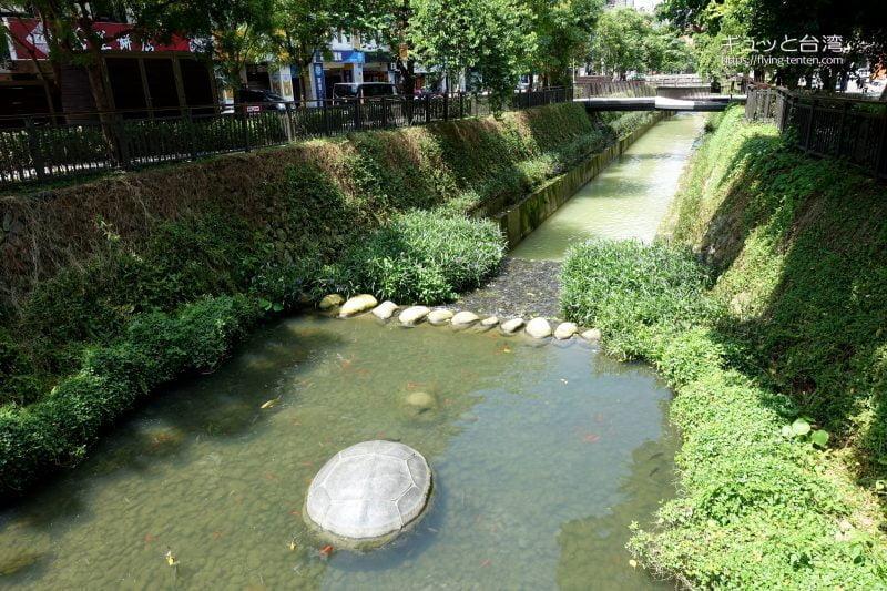 台中の緑川