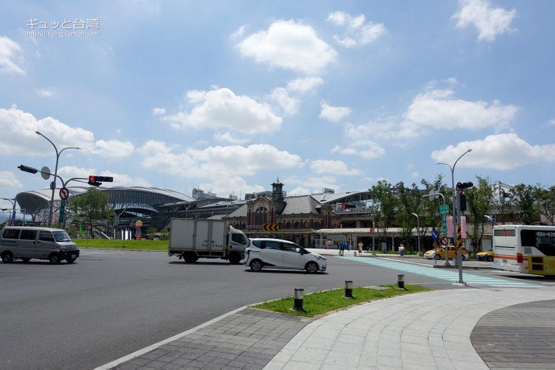 台湾鐵道台中駅
