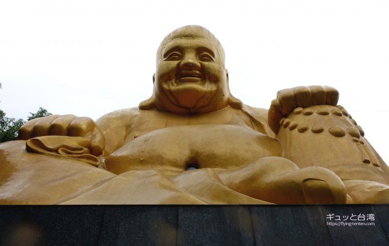 宝覚禅寺の大仏さま
